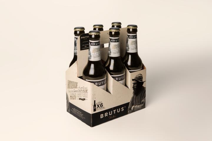 Fotografía pack de 6 botellas