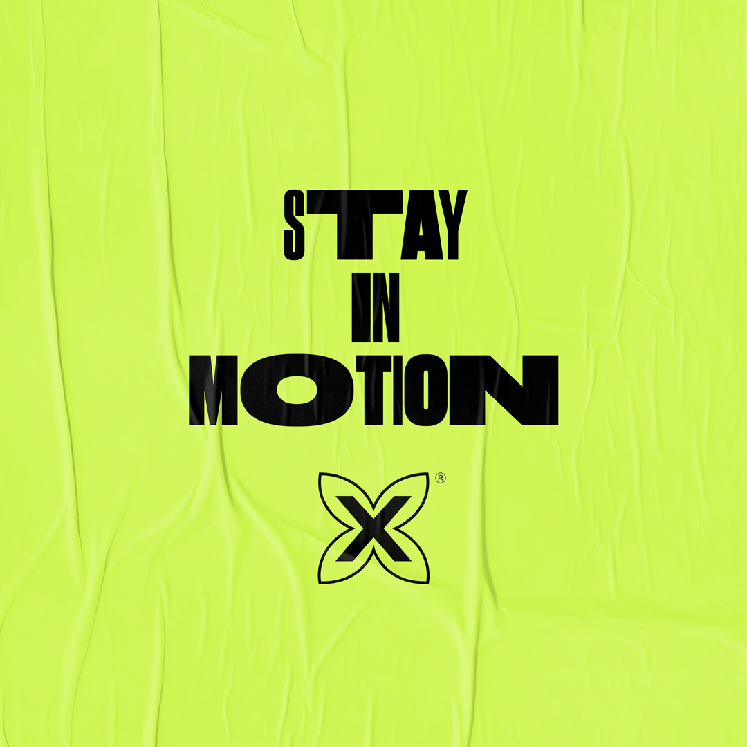 Stay in Motion