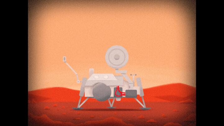 Fotograma nave Apolo