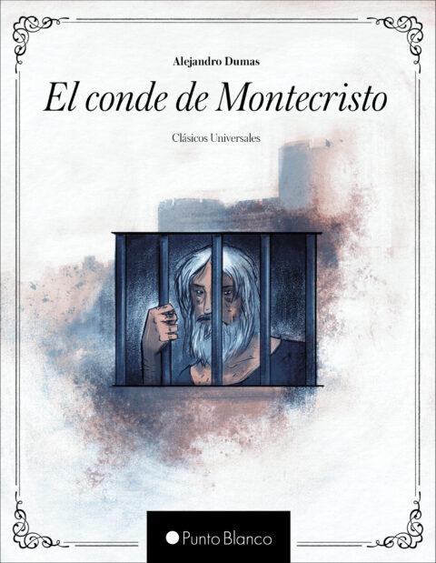 Portada libro El Conde de Montecristo